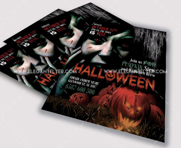 20 free psd halloween flyer templates free psd templates halloween flyer psd template facebook cover saigontimesfo