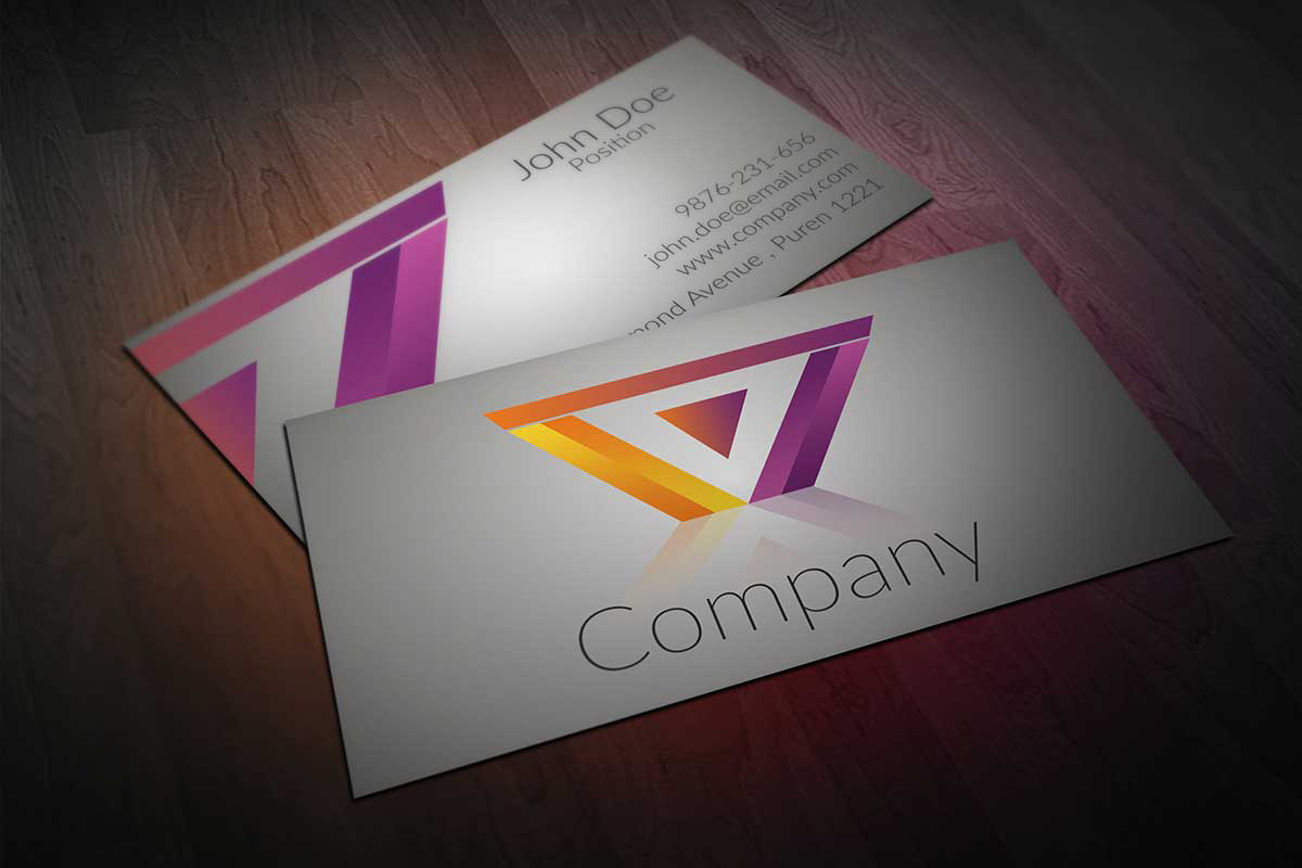 Only The Best Free Business Cards Free PSD Templates - Business cards photoshop templates