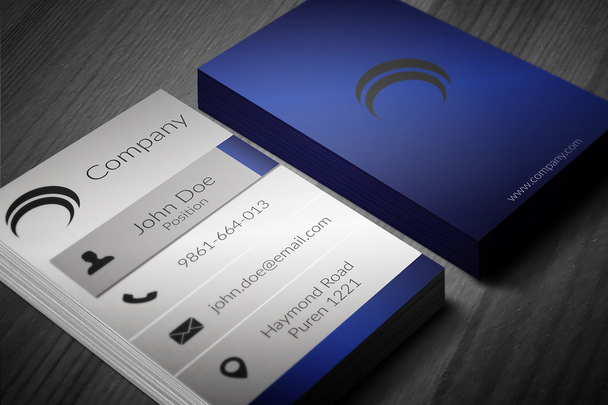 60+ Only the Best Free Business Cards 2015 | Free PSD Templates