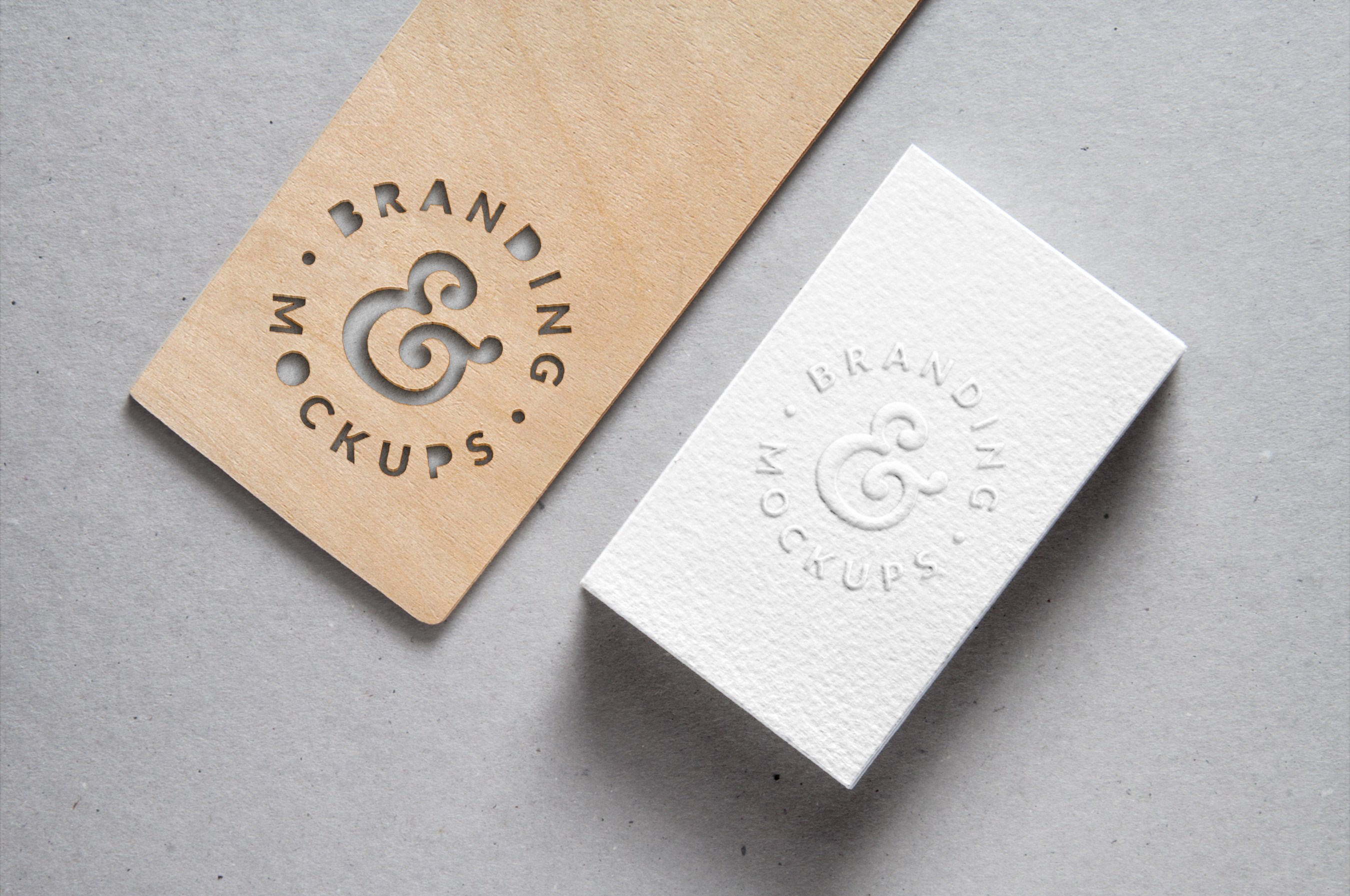 Cutout-Wood-Embossed-B-Card-MockUp-full