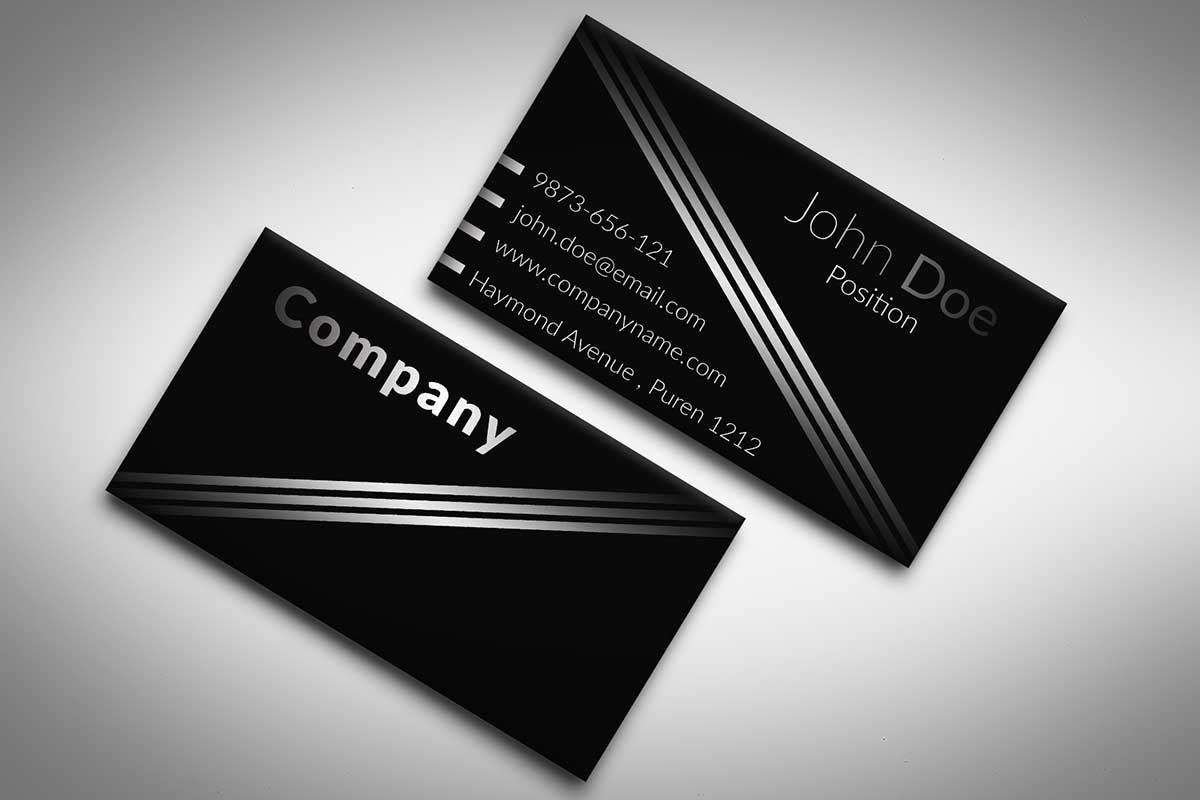 60 only the best free business cards 2015 free psd templates free psd elegant black white business card elegantblackandwhitebusinesscardtemplate reheart Choice Image