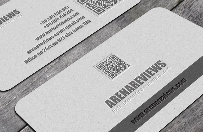 60 only the best free business cards 2015 free psd templates modern grey business card template reheart Gallery
