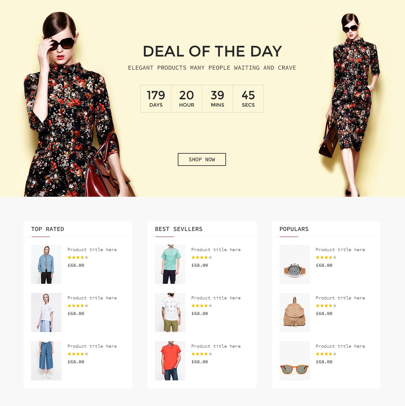 Shopping_Template_UI_Kit