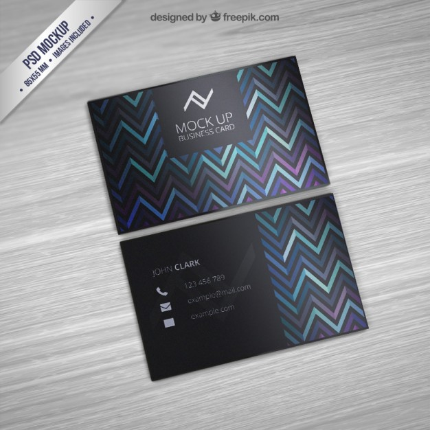 business-card-mockup-with-zigzag-pattern_23-292935536