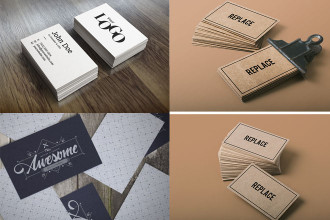 60+ Only the Best Free Business Cards 2015