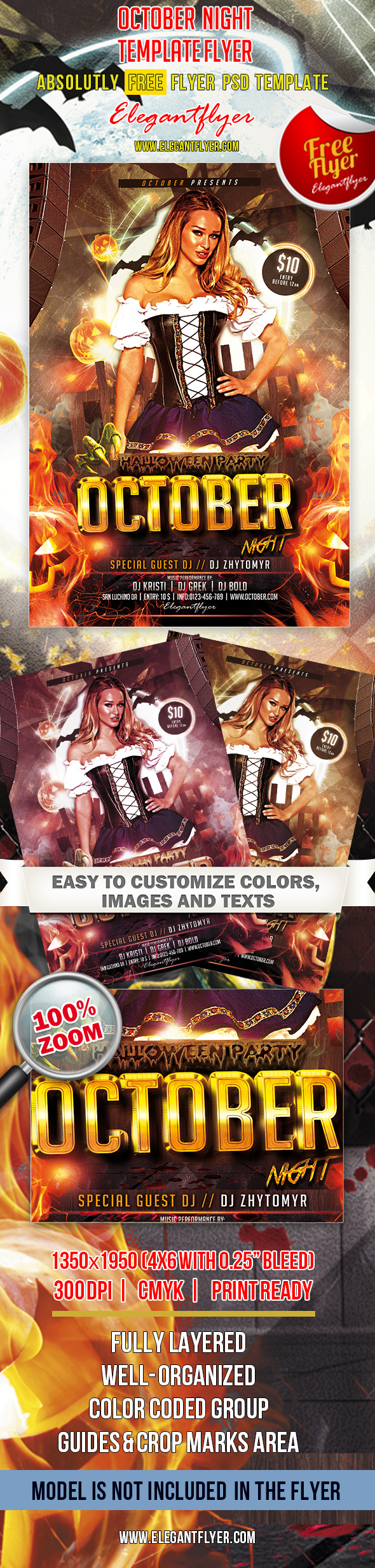 october-night-club-and-party-free-flyer-psd-template