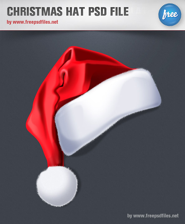 Christmas_Hat_PSD_File_Preview