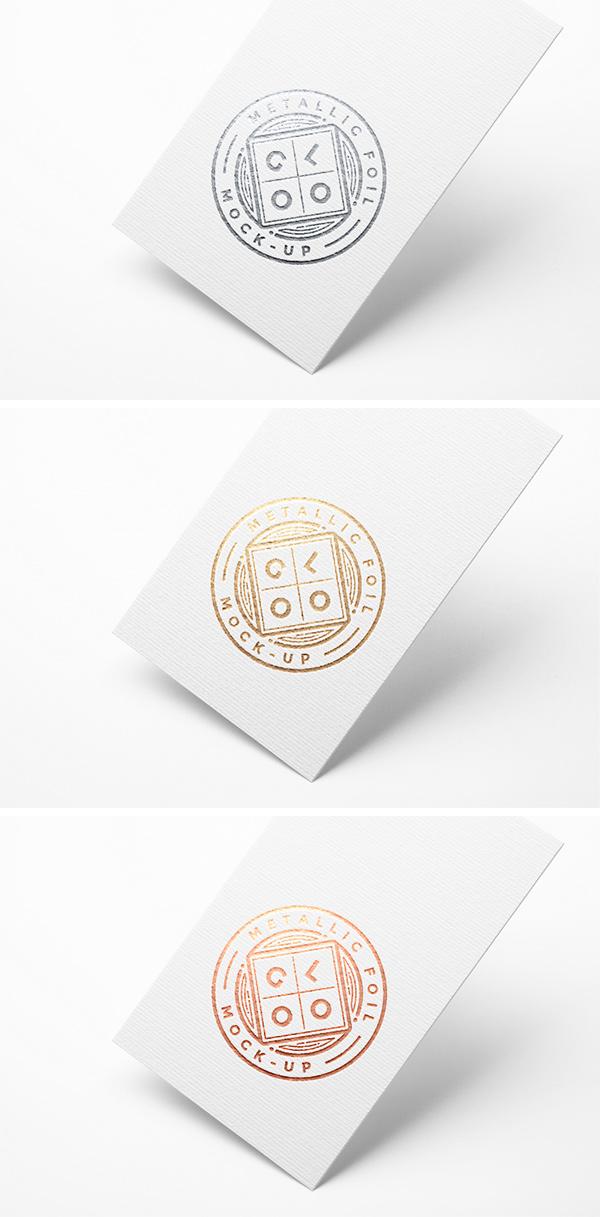 Metallic-Foil-Logo-MockUp-600