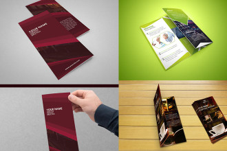 25 Best free PSD brochure templates