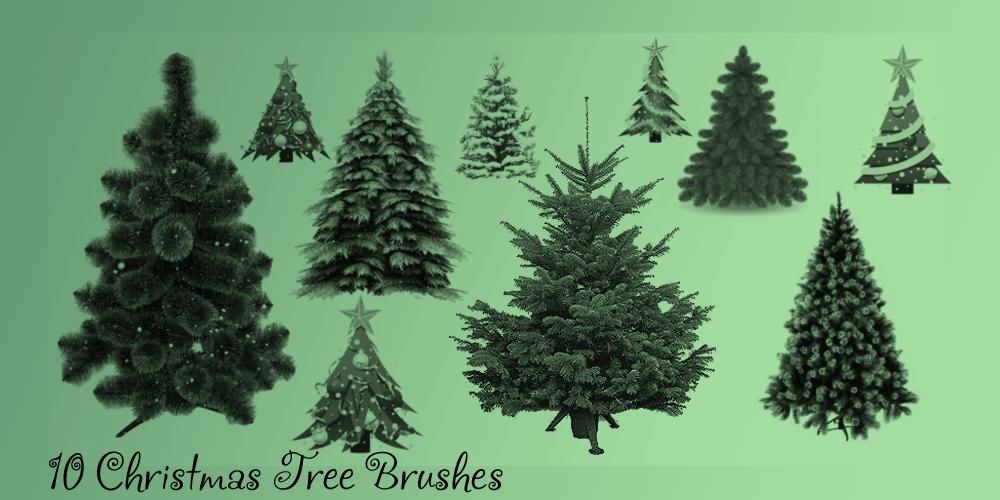 christmas_tree_brush_set_by_u_lys-d4ibvtq