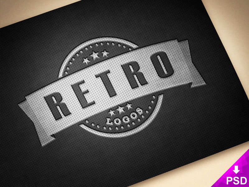 dribbble_leather_logo