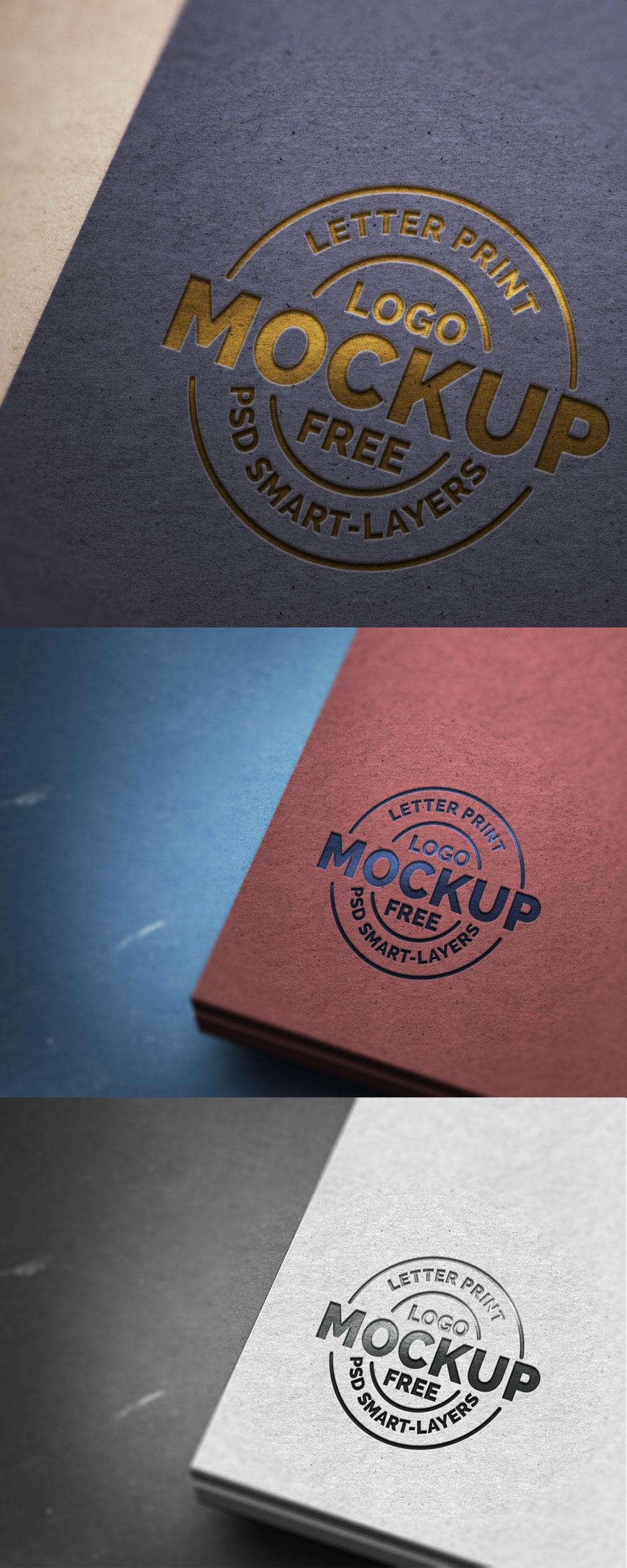 35 Best Free Logos Mock Ups 2015 Free Psd Templates