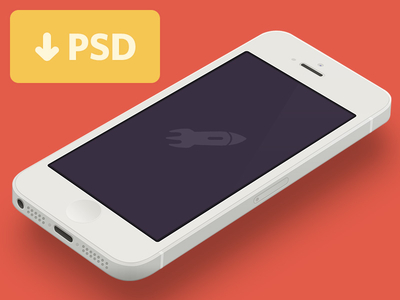 minimal-iphone-5-template-dribbble_1x