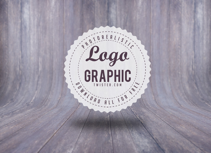 retro-badge-logo-on-wood-texture