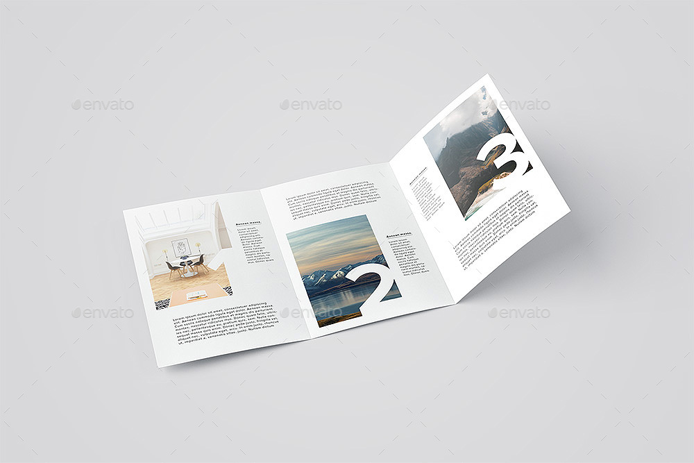 Free Flyer Mock Up In Psd Free Psd Templates