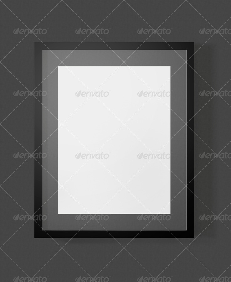 50 Beautiful Stylish Free Psd Frameposter Mockups For