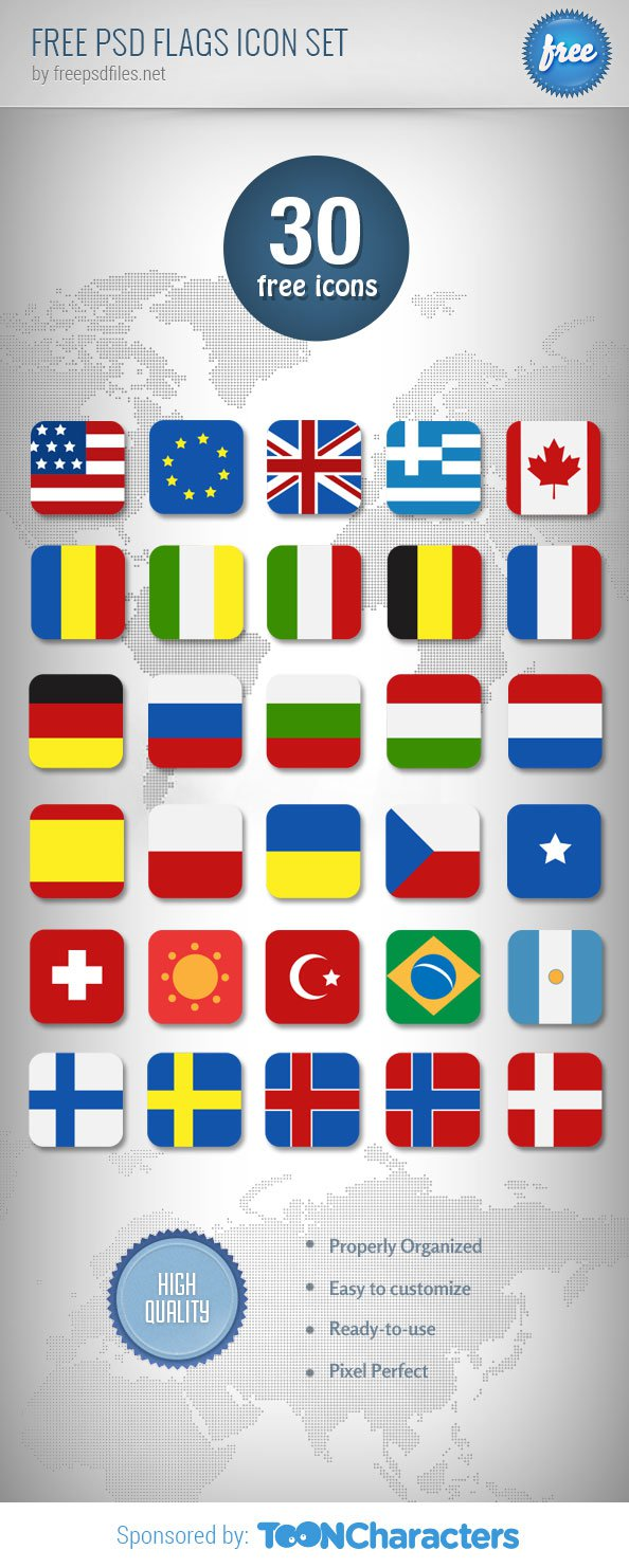 Free-PSD-Flags-Icon-Set_Preview1