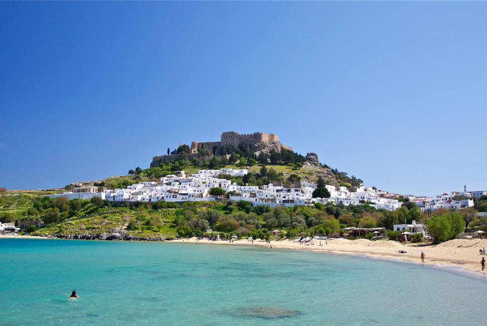 Lindos-with-the-castle-above-on-the-Greek-Island-of-Rhodes-031914E9B7EDB2AF