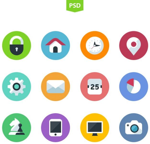 flat-icons-design-psd_372-1