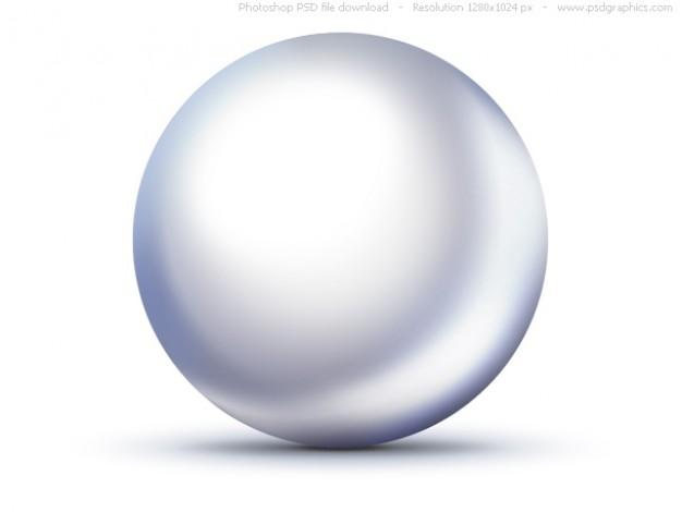 psd-shiny-white-pearl-icon_30-2114