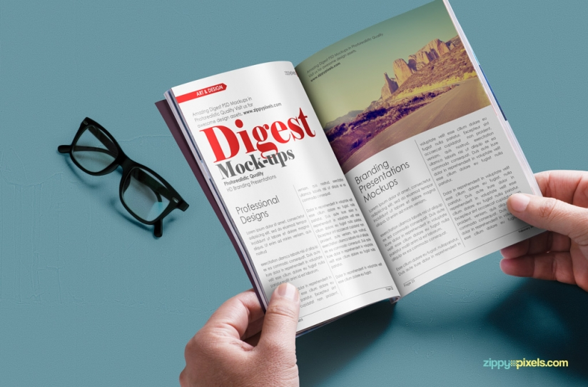 realistic-paperback-digest-psd-mockup-Free-sample-1-824x542