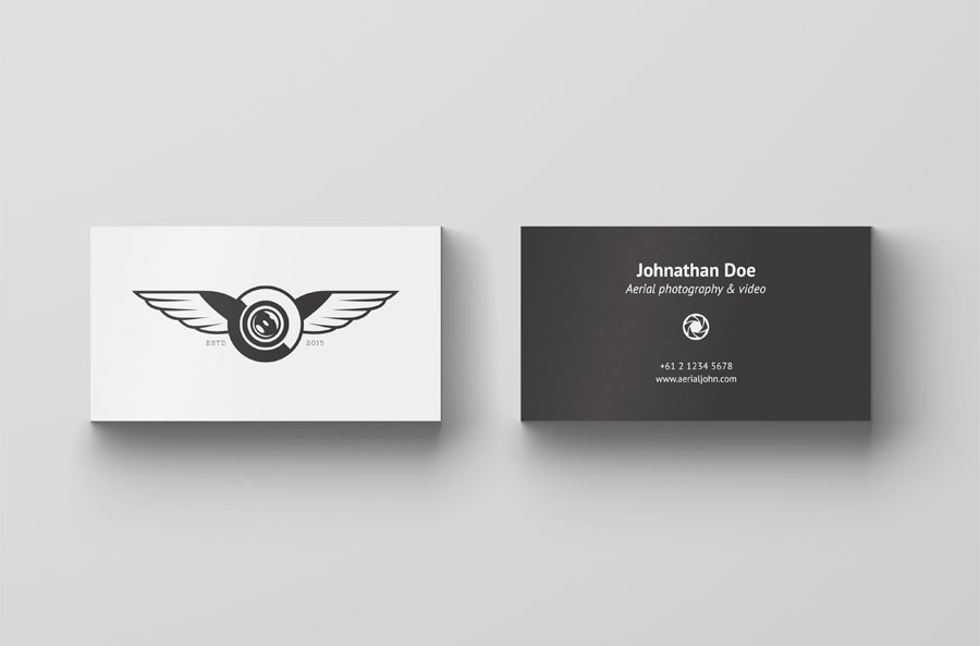 70+ Free PSD Business Card MockUps for great deals! | Free PSD Templates
