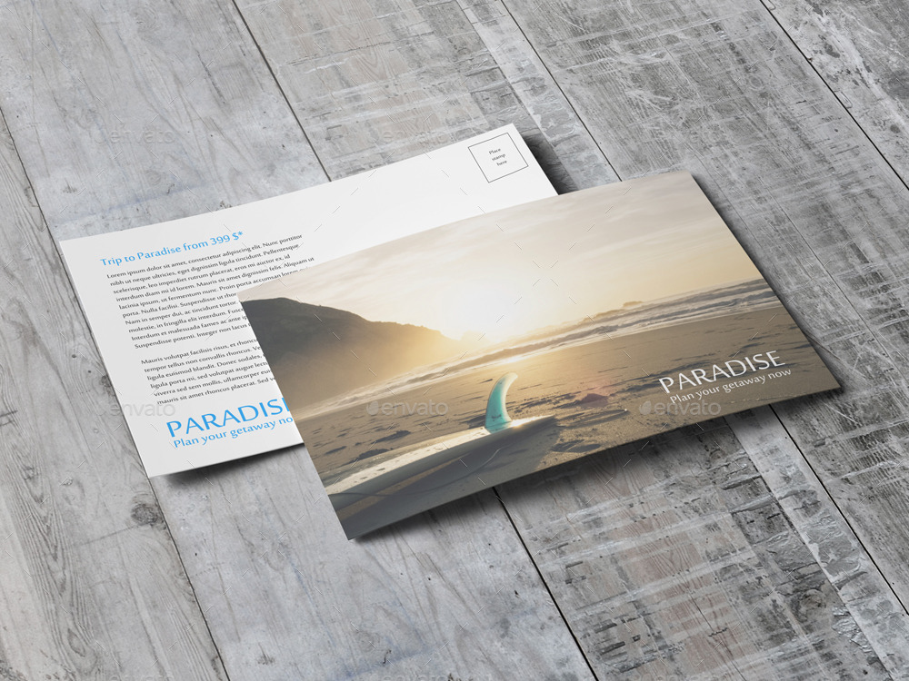 Free postcard mock ups in psd free psd templates download stopboris Images