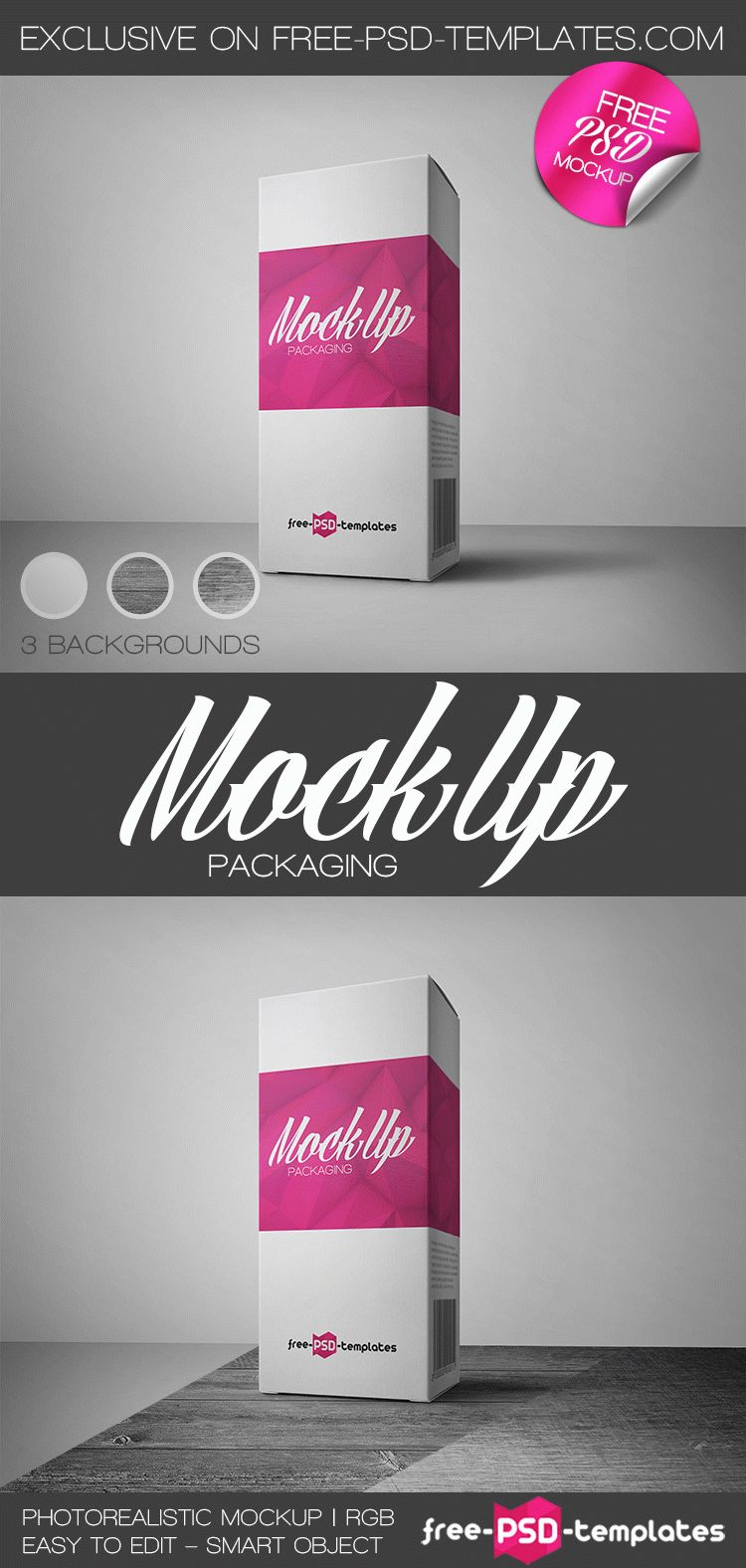 free mockup templates - free packaging mock up in psd free psd templates