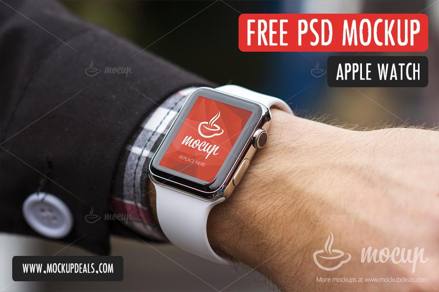 free_psd_mockup_applewatch_smartwatch_v1