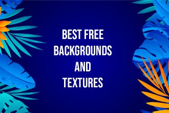 40+ Backgrounds and Textures for developing new design!