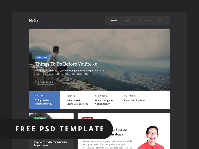 free_psd_template_-_media