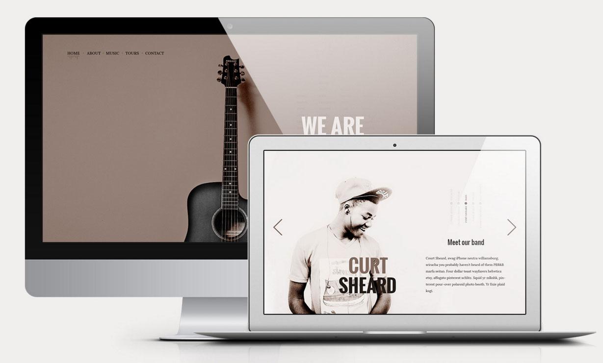 35+ Free PSD Website Templates 2015-2016 for modern design! | Free ...