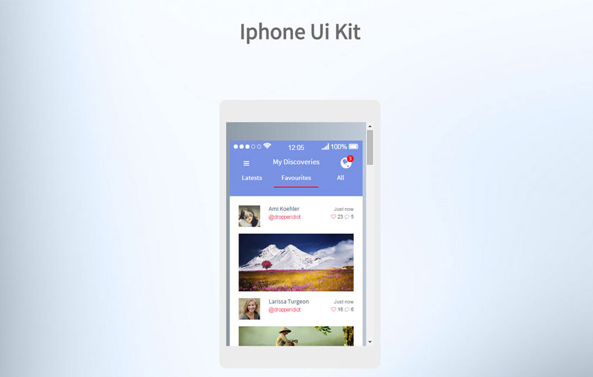 iphone_ui_kit