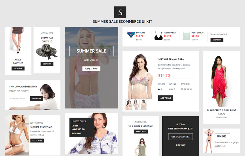 summer_sale_ui_kit
