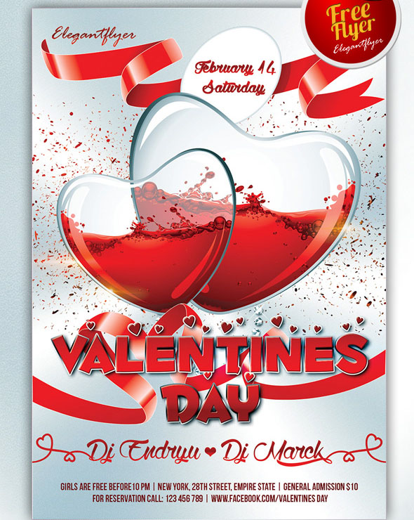 valentines-day-club-and-party-free-flyer-psd-template