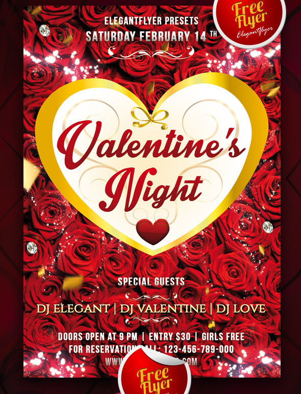 valentines-night-club-and-party-free-flyer-psd-template