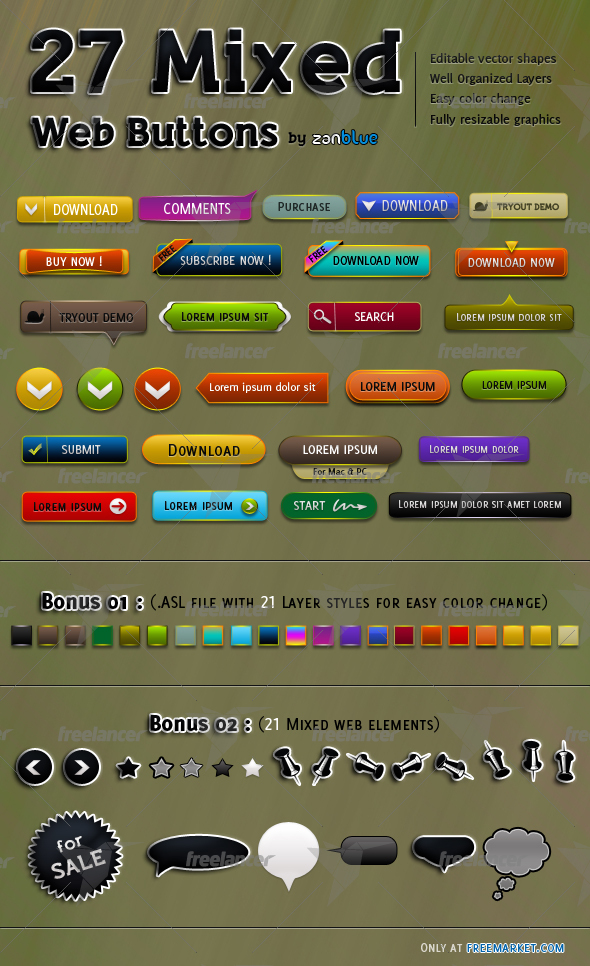 27_mixed_small_web_buttons_by_kh2838-d3b4kol