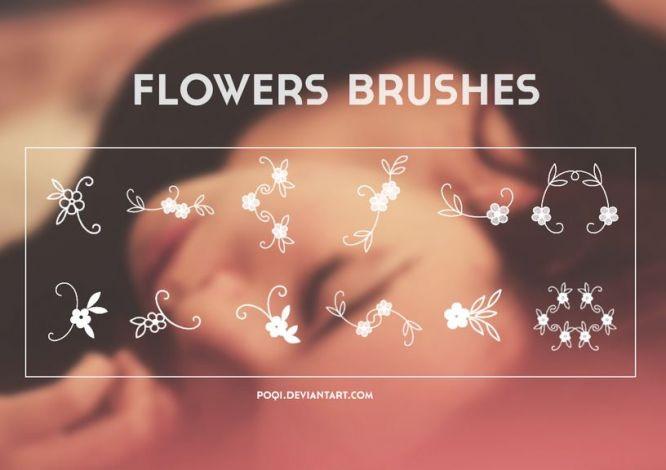 561-flowers-brushes