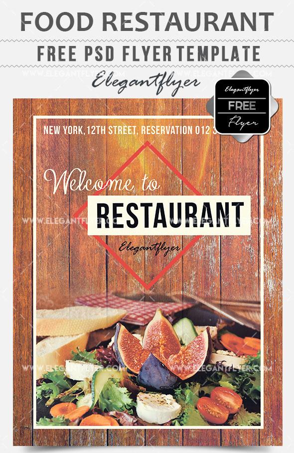 60 Free Premium Restaurant Templates Suitable For Professional