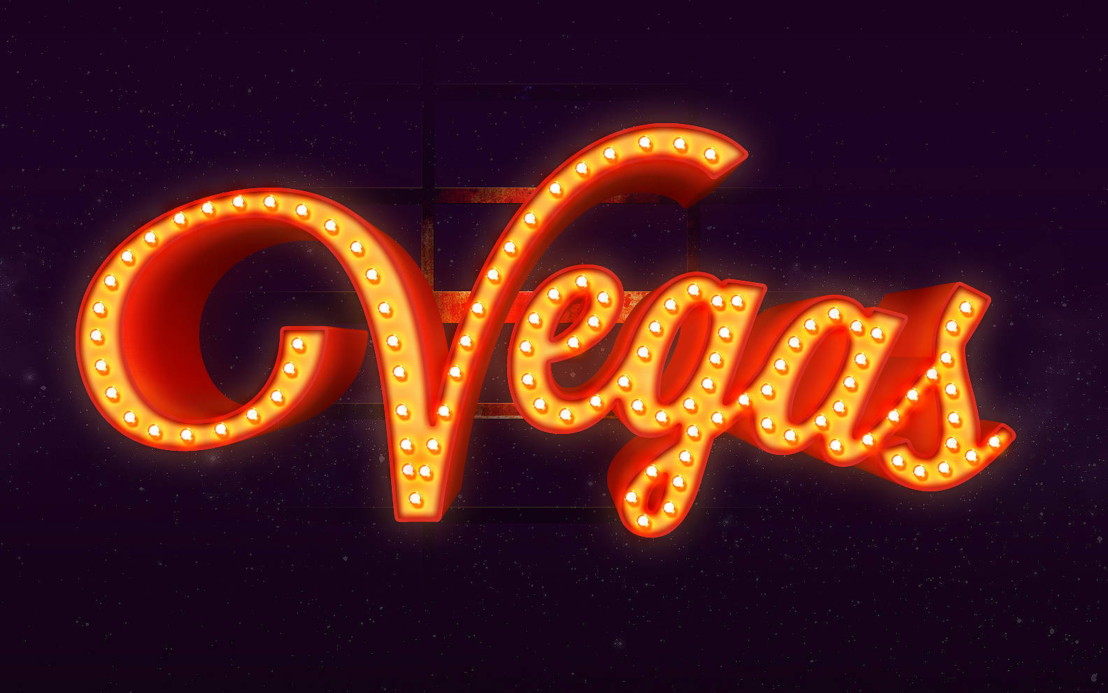 PixelMustache-Vegas-Text-Effect1