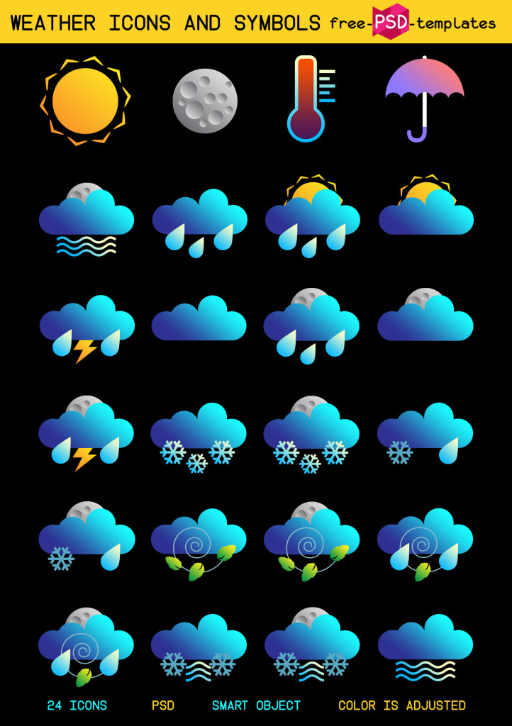Preview_Weather_Icons_and_Symbols
