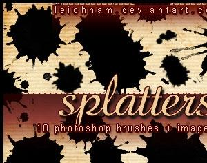 Splatters_Brushes_by_Leichnam