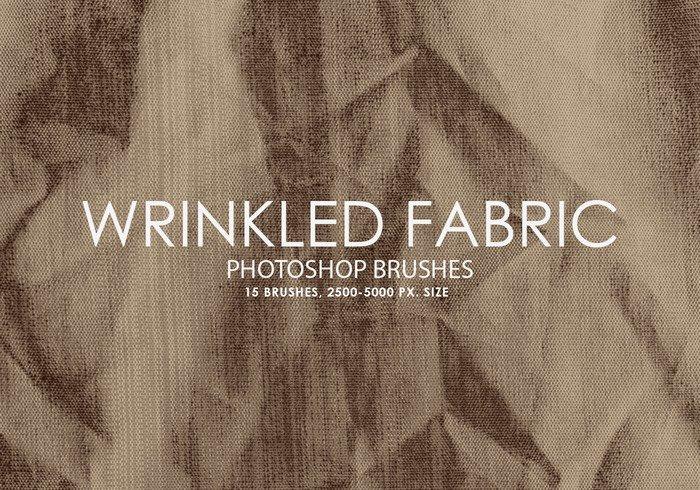 free-wrinkled-fabric-photoshop-brushes