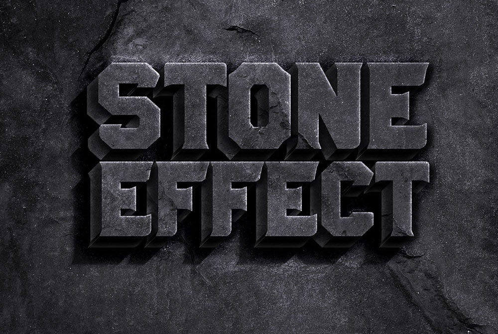 stone-text-effect