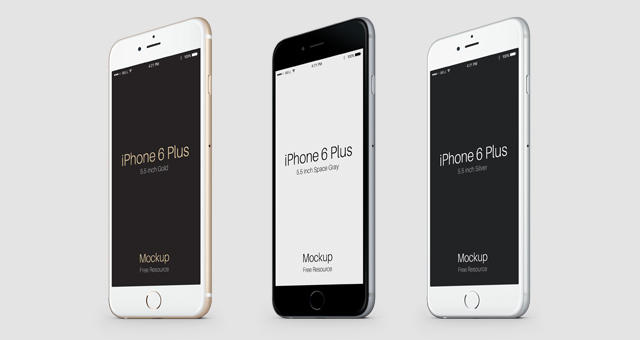 001-iphone-6-plus-silver-gray-gold-55-inch-mockup-presentation-psd-free-three-quarters-view-part-2