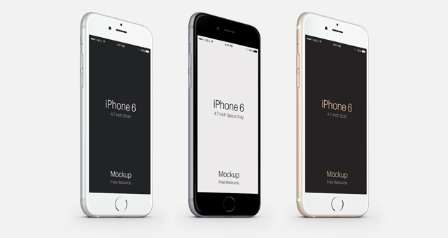 001-iphone-6-silver-gray-gold-47-inch-mockup-presentation-psd-free-three-quarters-view