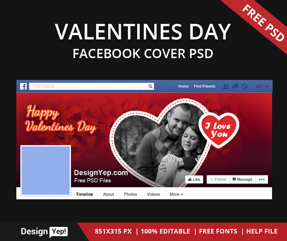 Free-Valentines-Day-Facebook-Cover-Template
