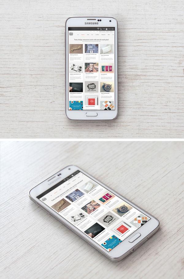 Samsung-Galaxy-S5-PSD-MockUp-600