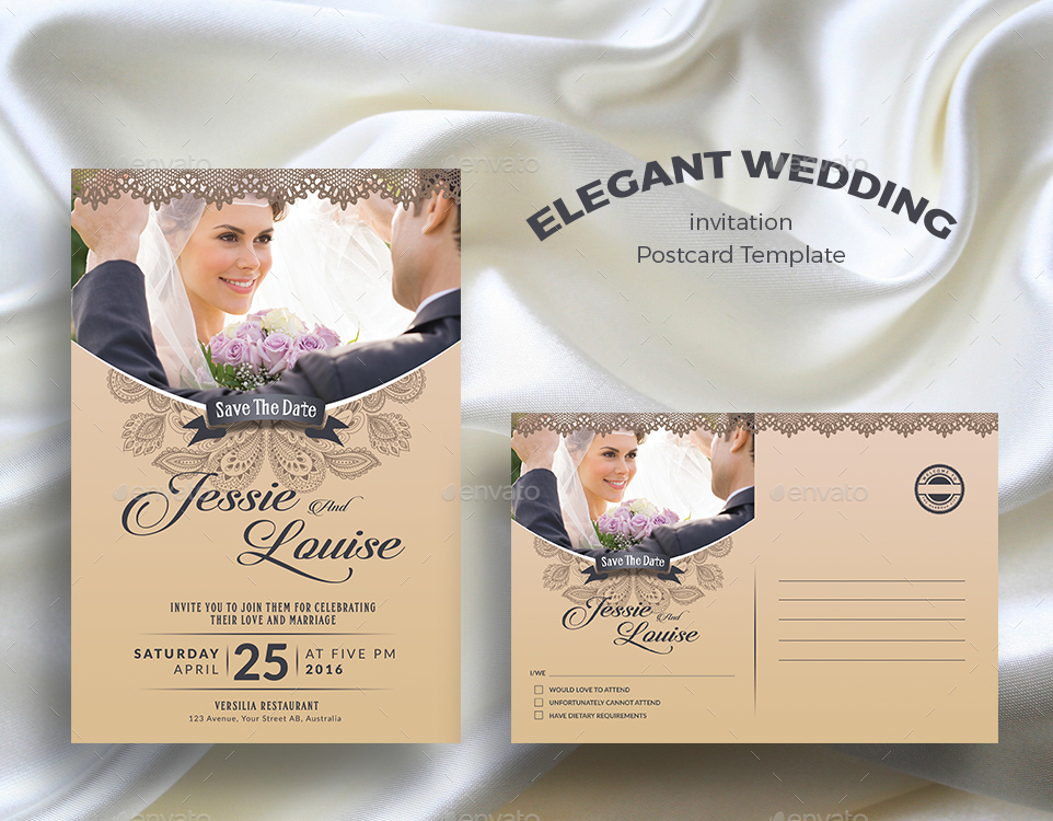 40 free must have wedding templates for designers free psd templates this elegant wedding invitation card design is suitable for both traditional and modern trend start your glorious journey of life and choose the best stopboris Choice Image