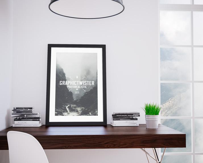 Single-Poster-Frame